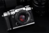 富士X-T3微单相机,画质随芯快意拍摄