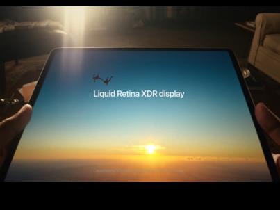 苹果 iPad Pro 12.9英寸 2021宣传视频