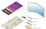 科技早报:LG可折叠屏幕手机专利曝光图片