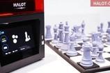 创想三维HALOT-ONE打印国际象棋