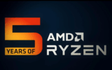 AMD锐龙5周年纪念,以及新产品的一些消息(生肉)