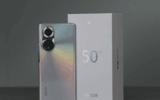 后5G时代轻薄Vlog手机 荣耀50 Pro初雪水晶开箱