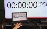 电视输入延迟测试