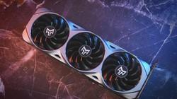 影驰GeForce RTX 3080金属大师专业游戏显卡