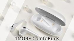 万魔ComfoBuds舒适豆真无线耳机
