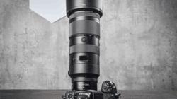 尼康 尼克尔 Z 70-200mm f/2.8 VR S 专业全画幅微单镜头