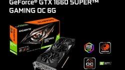 技嘉GeForce GTX 1660 SUPER GAMING OC吃鸡电竞游戏显卡