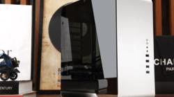 乔思伯 UMX1 PLUS全钢化玻璃侧透版