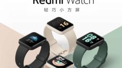Redmi Watch,轻巧小方屏