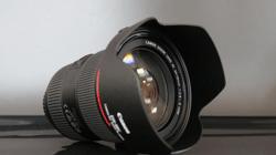 佳能EF 24-70mm f/2.8L II USM,L级大光圈标准变焦镜头