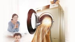 海尔EG100B209G变频滚筒洗衣机,巴氏杀菌