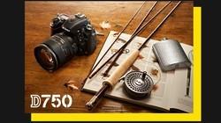 尼康D750进阶专业全画幅数码单反相机