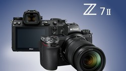 尼康Z7II 全画幅微单相机