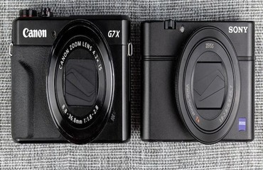 澳门银河娱乐网站G7XII VS 索尼RX100M4