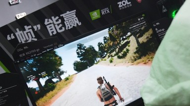 出色视界展现更多精彩 优派显示器亮相ChinaJoy