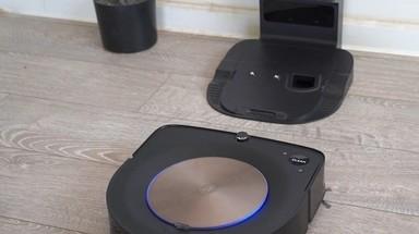 猫咖店一天掉多少毛?iRobot s9+帮你算算