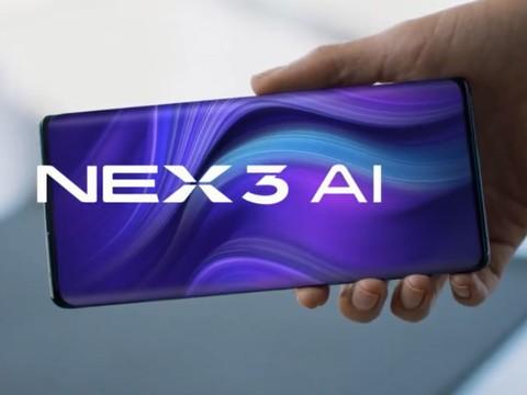 5G智慧旗舰NEX 3的强大AI