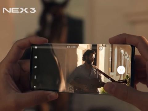 智慧旗舰NEX 3拍照上的突破