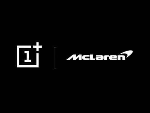 科技与速度相遇,OnePlus 迈凯伦