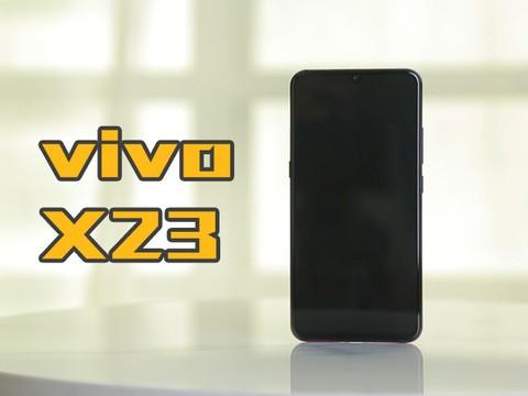 科技仿单-vivo X23