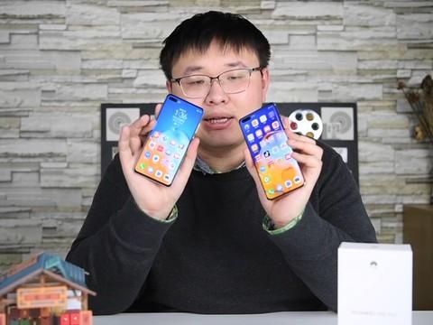 陈重重测评:华为P40系列真机上手视频