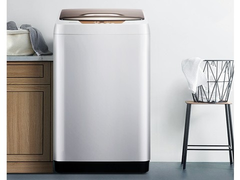[短评快]容声波轮洗衣机体验:海量巨容节能静音