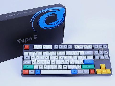 视鉴:Vortexgear Type-S板滞键盘