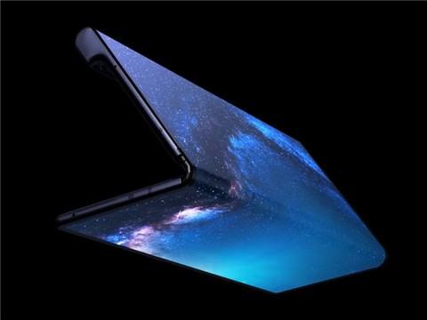 科技早报:对标三星?华为最新折叠屏专利曝光