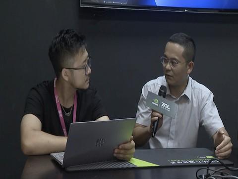 攀升电脑陈孝军做客科技面对面 畅谈攀升未来发展之路