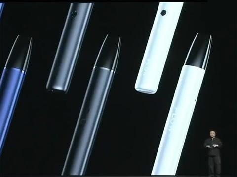 科技早报:老罗新创业—项目是电子烟?