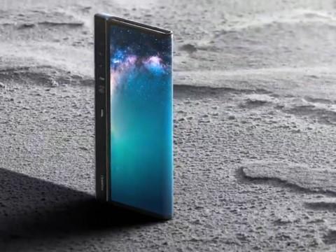 科技早报:华为发布首款折叠屏5GCl1024最新地址2019入口Mate X