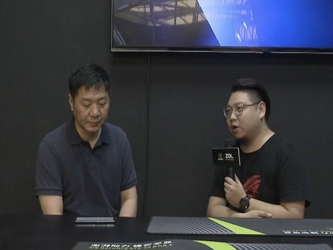 ChinaJoy华硕专访:抓住机遇 延续辉煌