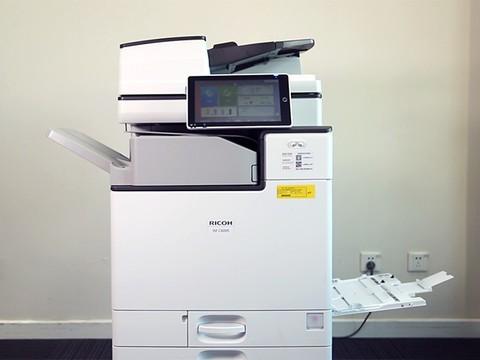 理光IM C6000复合机 开启智能文印时代