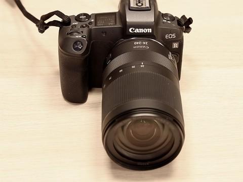 佳能RF24-240mm F4-6.3镜头开箱视频
