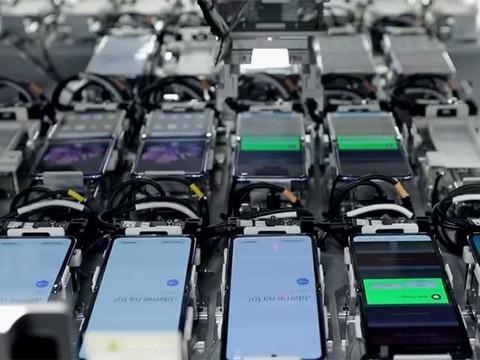 三星Galaxy Z Flip折叠Cl1024最新地址2019入口是怎样生产的?