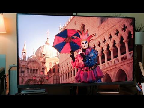 科技早报:全球首配Dolby Vision 华硕发布新显示器
