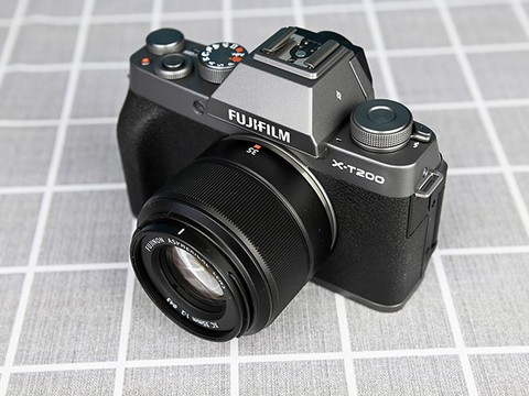 富士X-T200无反相机 4K视频样片