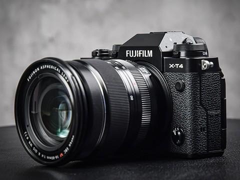 富士X-T4无反相机240P升格视频