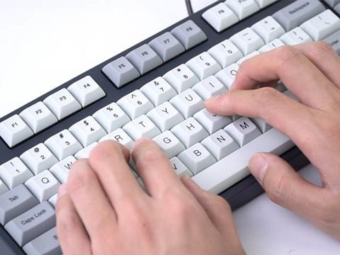 商务新伴侣Vortexgear Type F机械键盘