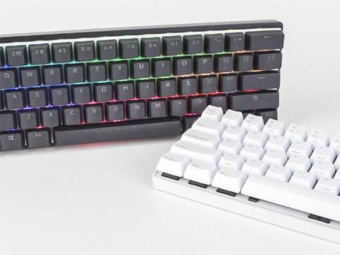 手感出色 非全配列机械键盘POKER 3上手