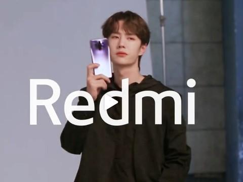 王一博的redmi K30花絮