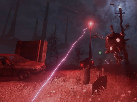 恐怖生存游戏《光明守护》公布预告