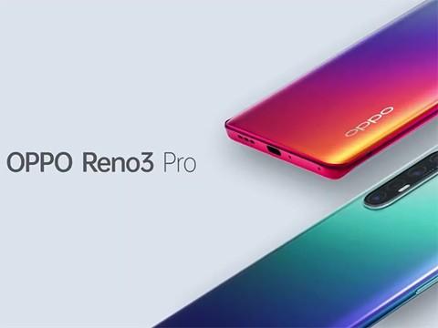 OPPO Reno3 Pro—掌握极速
