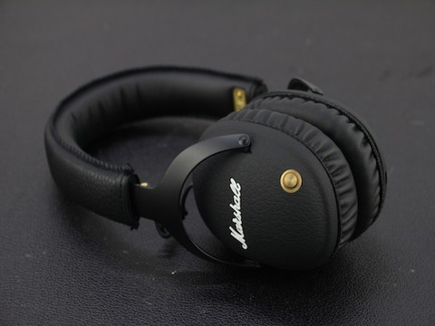 Marshall Monitor Bluetooth蓝牙耳机评测