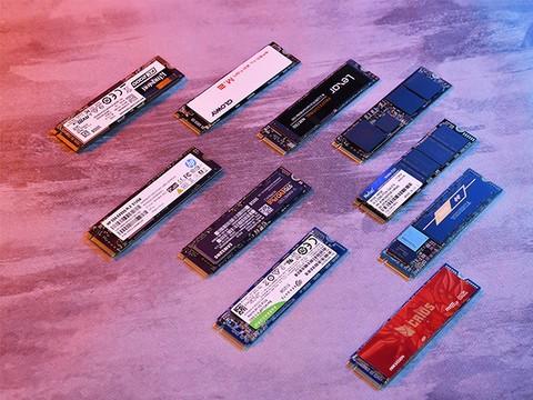 2019结局之战:10款SSD横评你选谁