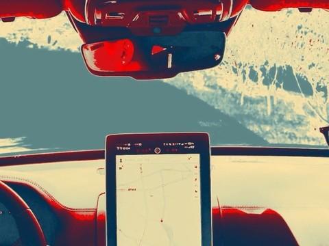 比亚迪中控震惊科技老司机