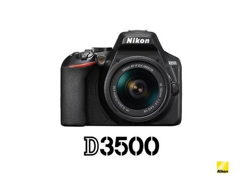 尼康 D3500官方产品介绍