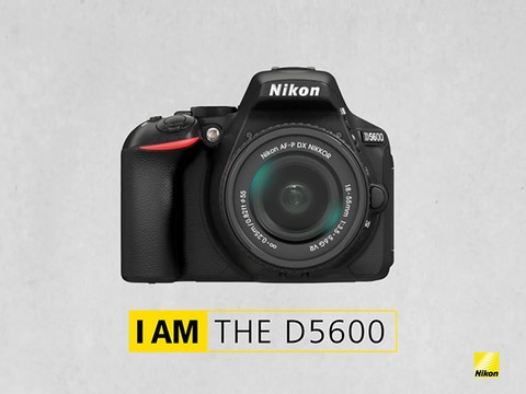 尼康 D5600官方产品介绍