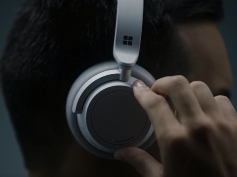 科技早报:Surface 发布最新耳机 颜值爆表