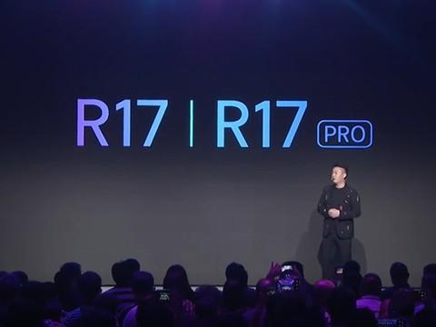 科技前线:OPPO R17水滴屏发布会